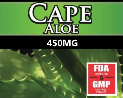 Cape Aloe HOT New Private Label Supplement