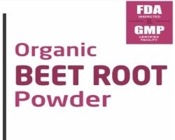 Organic Beet Root Powder HOT New Private Label Supplement Products