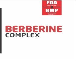 Berberine Complex HOT New Private Label Supplement Products