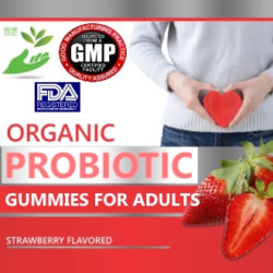 Private Label Gummy Organic Probiotic Supplement Distributor