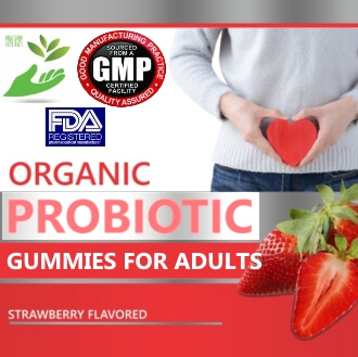 Private Label Organic Gummy Probiotic Wholesale Vitamin and Supplement Distributor