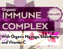 Private Label Organic Immune Support Supplement