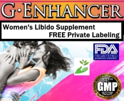 Private Label Wholesale Women';s Libido Vitality Supplement