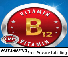Private Label Vitamin B-12 Supplement Distributor