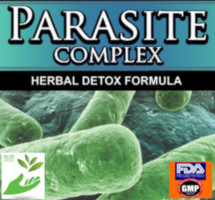 Private Label Parasite Complex Wholesale Supplement Distributor