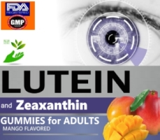 Private Label Gummy Lutein with Zeaxanthin Wholesale Supplement Distributor