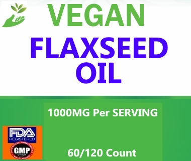 Private/White Label Flaxseed Oil Wholesale Supplements Distributor